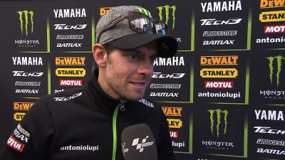 Crutchlow and Smith make a decent start