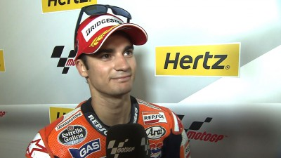 Pedrosa disappointed with Silverstone result