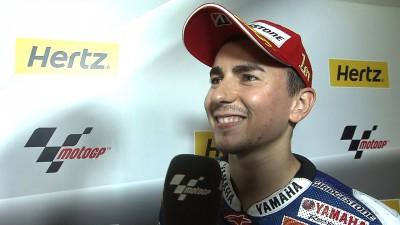 Lorenzo bezeichnet Silverstone-Sieg als einen seiner besten