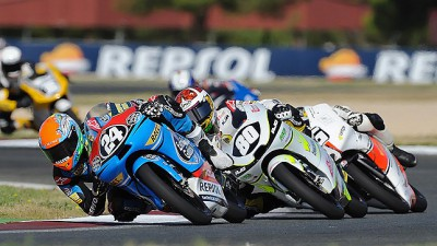 CEV Repsol action continues at Albacete