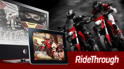 Mira el último número de la revista Ride Through
