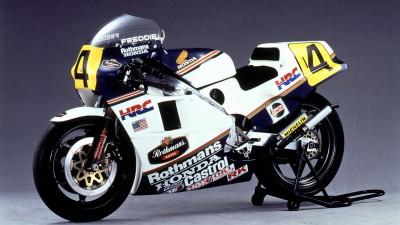 第17戦日本GP、フレディ・スペンサーの来場が決定