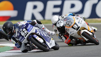 CEV Repsol entertains crowds at Albacete