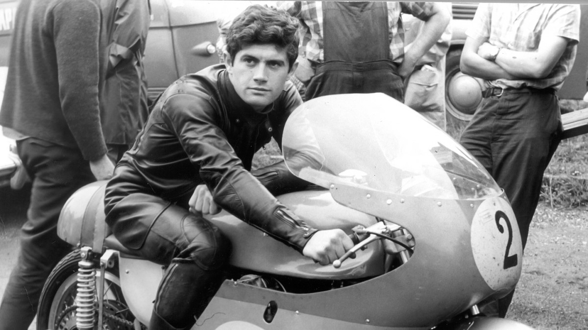 Agostini The First Italian Motorcycling Legend