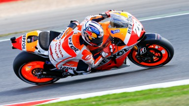 Pedrosa acknowledges gap must be reduced