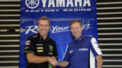 Tech3 extends partnership with Yamaha