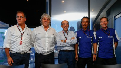 NGM Yamaha confirmed as team also switches to FTR for Moto2™