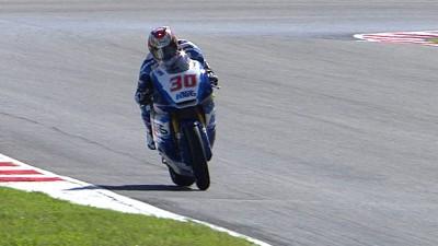 Nakagami still ahead in San Marino practice