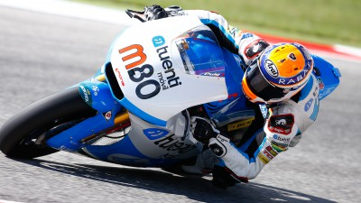 Rabat leads Warm-Up session at Misano