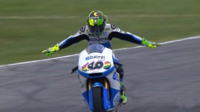 Espargaró renoue avec la victoire
