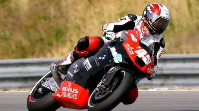 Bauer mit MotoGP™-Wildcard in Valencia 2013