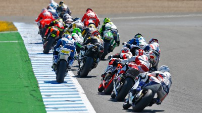 37 teams and 65 riders sign up for 2014 Moto2™ and Moto3™