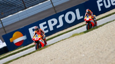 Repsol offsets its carbon footprint in MotoGP™