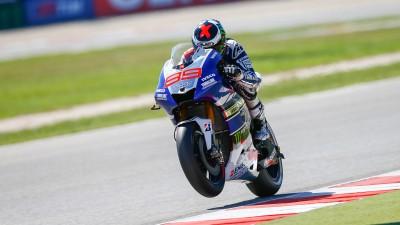 Yamaha, ante el reto de ganar en Aragón