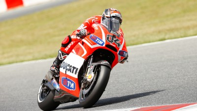Dovizioso hits 200 as Hayden remains realistic