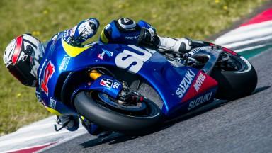 Suzuki MotoGP™ bestätigt Richtung in Mugello