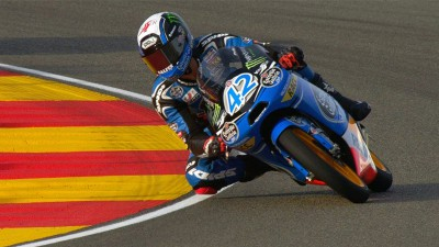 Friday afternoon sees Rins ahead of the rest