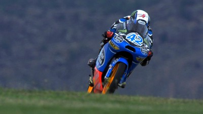 Rins scorches to sixth pole of 2013