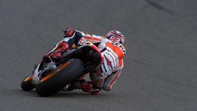 Márquez s'offre une nouvelle pole position au MotorLand Aragón