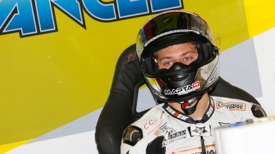 Schrotter joins Tech 3 Racing for 2014