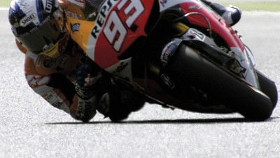 Triple-header kicks off with Marquez on top