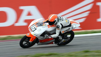 European Championship: poles for Migno in Moto3™, Ramos in Supersport 600 and Forés in Superstock 1000