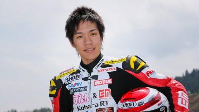 長島哲太が負傷代役として第17戦日本GPに参戦