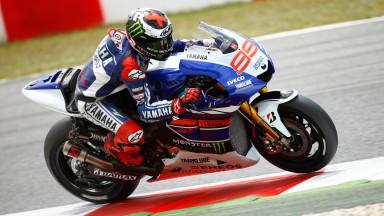 Lorenzo und Rossi für Sepang-Herausforderung bereit