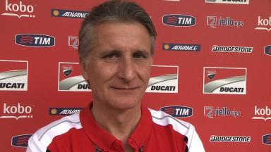 Dall'Igna - neuer General-Manager von Ducati Corse