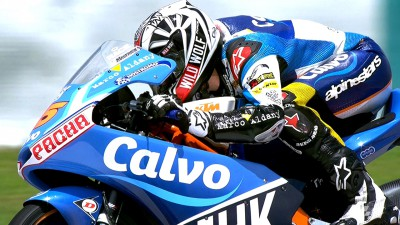 Viñales quickest as Miller tops afternoon session