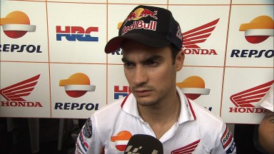 Pedrosa and Marquez take early initiative