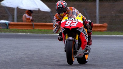 Marquez grabs pole position in Malaysia