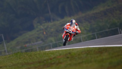 Folger quickest in Sepang Warm-Up