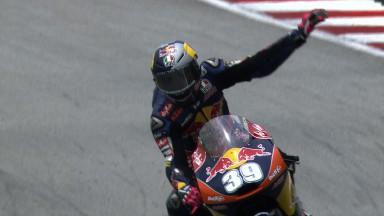 Salom torna a vincere in Malesia