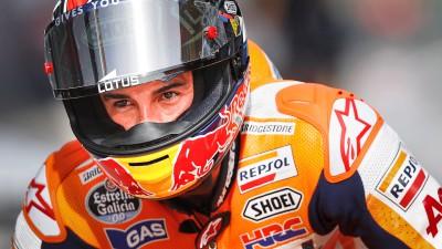 Marquez, occhi solo per il titolo MotoGP™