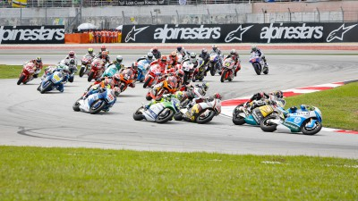 Redding, Espargaro and Rabat: The chase is on