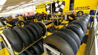 Dunlop introduit un nouveau pneu Moto2™ pour l'Australie