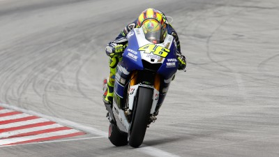 Rossi: 'We are improving with every race'