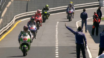 Lorenzo leads the way at Phillip Island