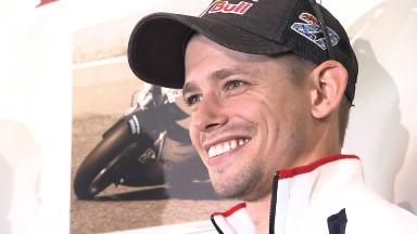 Casey Stoner becomes MotoGP™ Legend