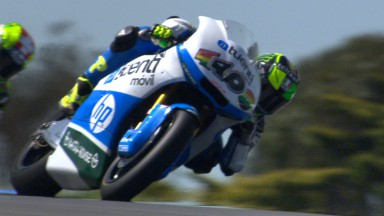 Espargaro on pole as Redding and Rabat crash