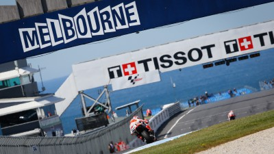 Cresce l'emozione a Phillip Island, domani prima gara con cambio moto