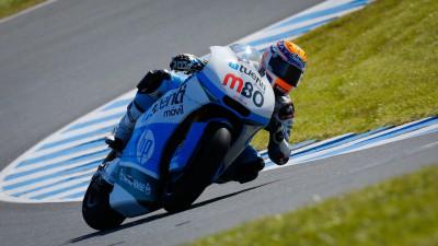 Rabat führt Warm-Up für Australien-GP an