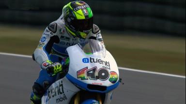 Espargaro wins to retake championship lead
