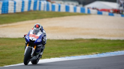 Lorenzo reflects on dramatic Phillip Island win