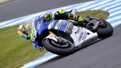 Rossi: 'Phillip Island race was thrilling'