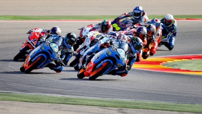 Pressure mounting as Motegi awaits Moto3™