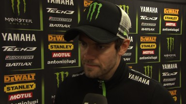 Crutchlow: 'I must work on my starts'