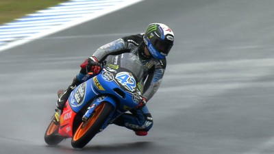 Rins masters challenge for Motegi pole