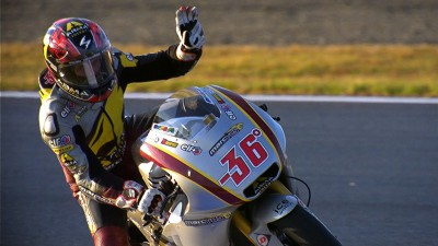 Kallio achieves first Moto2™ pole position